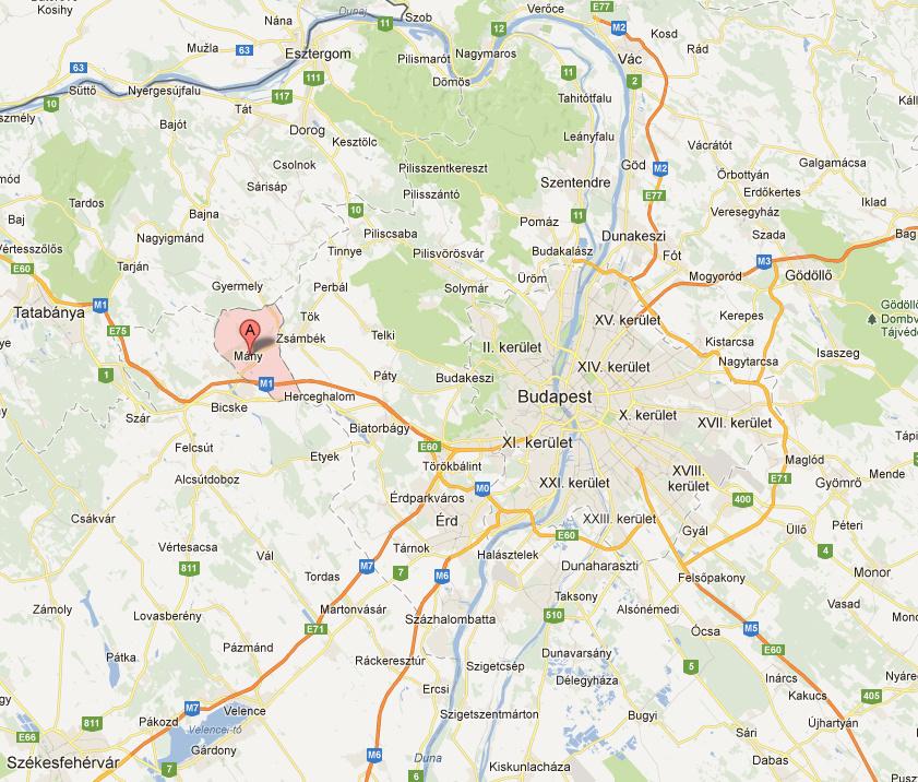 budapest és környéke térkép Budapesten és környékén szakértő tópéítés, kertépítés, kertfenntartás budapest és környéke térkép